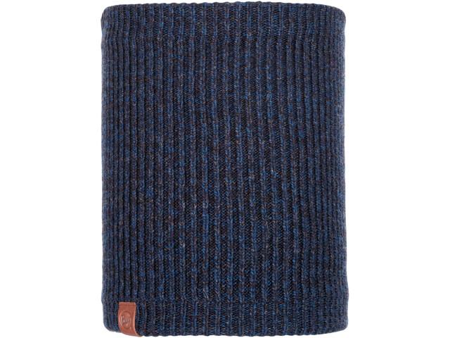 Buff Lifestyle Knitted and Polar Fleece Margo Calentador de cuello, lyne night blue